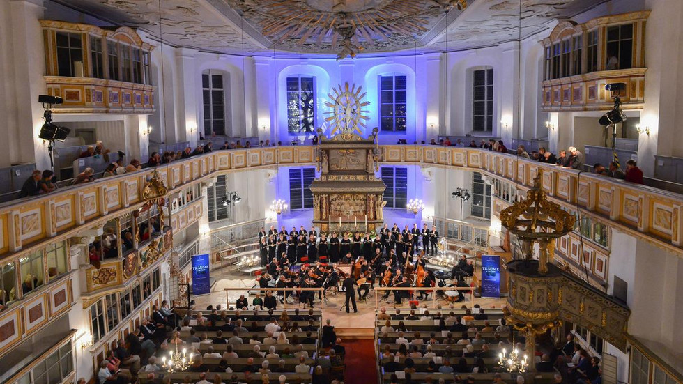 Bei der Ausgabe vor zwei Jahren war noch jeder Platz in den Kirchen belegt. © Musikfest Erzgebirge