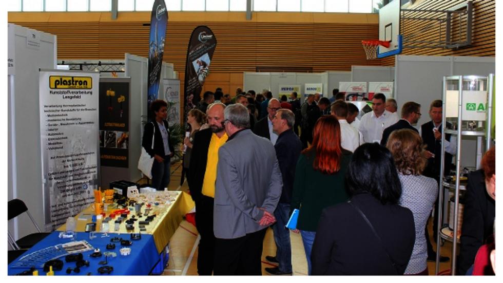 Die letzte Kooperationsbörse in Stollberg 2019 war gut besucht.