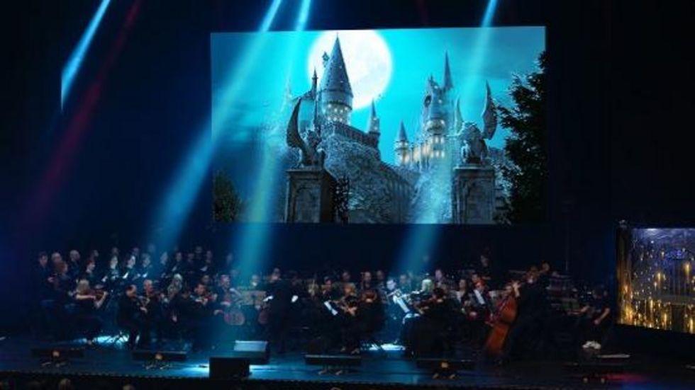 Das beste aus den Potter-Filmen wird Ende Juli in Schwarzenberg zu hören sein.