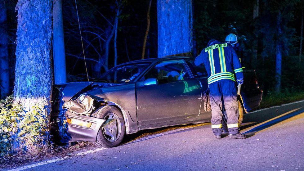 Am Auto entstand ein Schaden von rund 5.000 Euro.