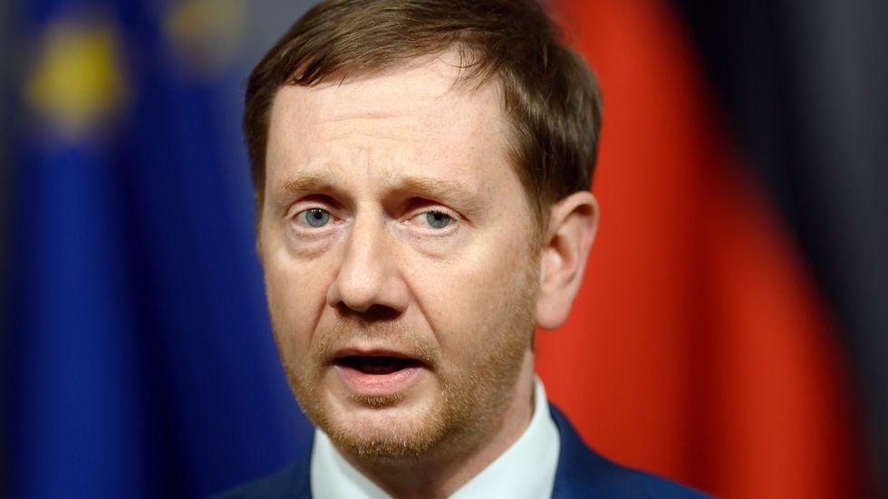 Ministerpräsident Michael Kretschmer (Archivfoto)