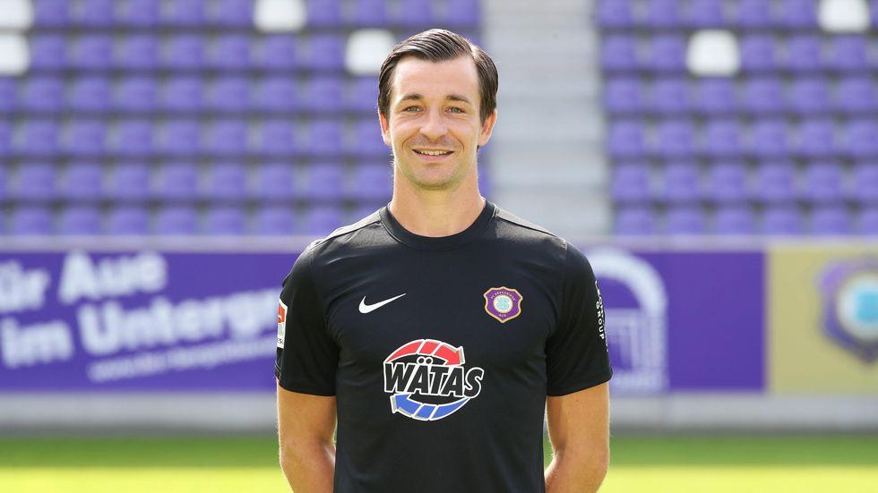 FCE-Keeper Martin Männel bleibt auch in der kommenden Zweitligasaison der Kapitän der Veilchen.