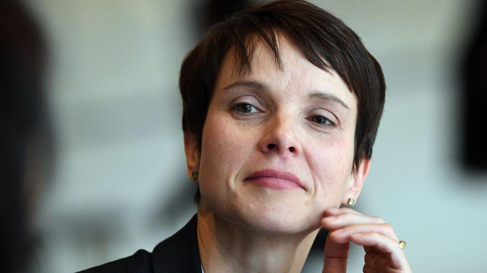 Ex-AfD-Politikerin Frauke Petry
