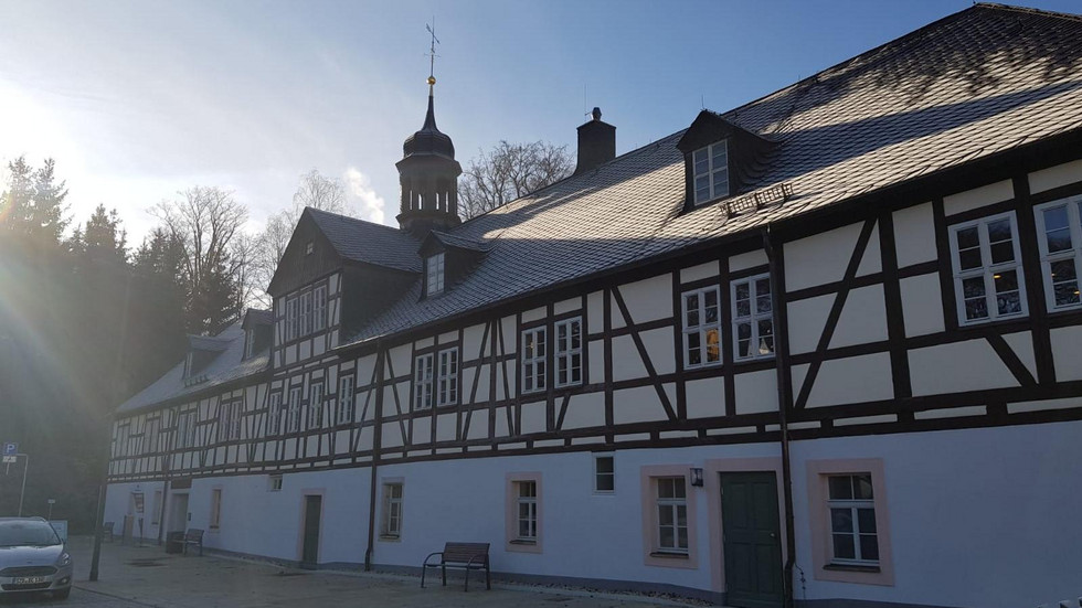 Der Herrenhof Erlahammer wurde in den letzten Jahren komplett saniert.