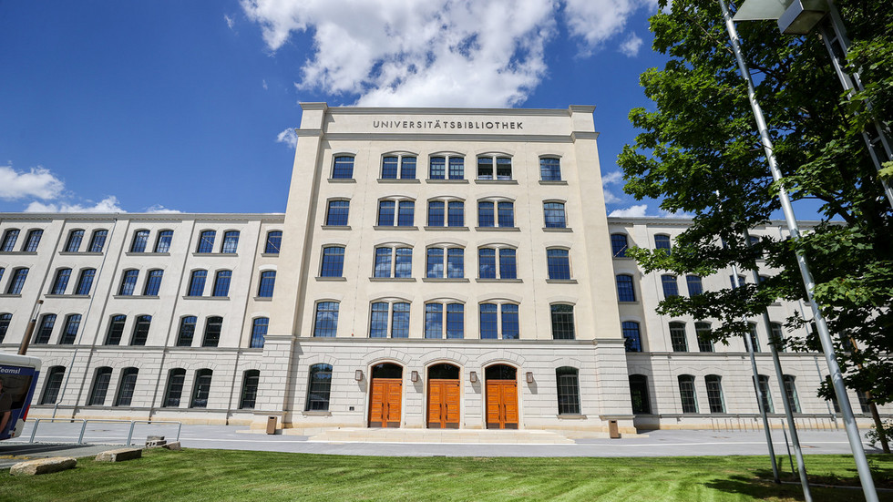 Universitätsbibliothek der TU Chemnitz (Archivfoto)