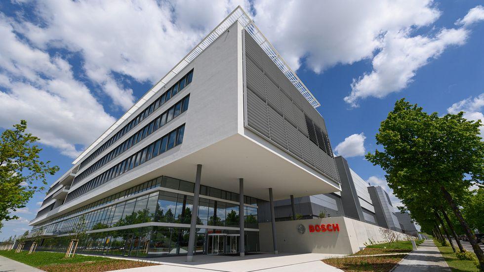 Chipfabrik von Bosch in Dresden (Archivfoto)
