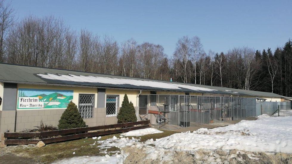 Das Tierheim Neuamerikain Annaberg-Buchholz.