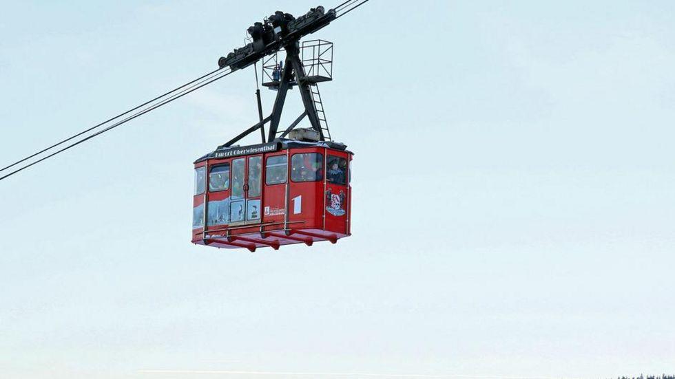 Am 20. Mai nimmt die Fichtelberg Schwebebahn ihren Betrieb wieder auf. Foto: Redaktion.